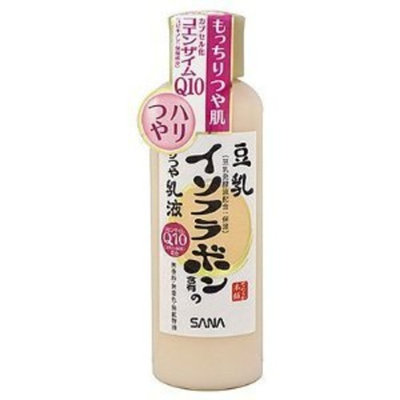 Sana By Noevir Nameraka Isoflavone Facial Milky Lotion Q10 5.07fl.oz./150ml