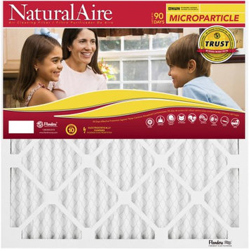 Naturalaire Natural Aire 20 in. W x 25 in. L x 1 in. H Polyester Synthetic 10 MERV Air Filter-Mfg# 85156.012025 - Sold As 12 Units