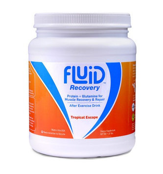 Fluid Recovery Tropical Canister - 16 Servings - root, tropical escape-16 servings