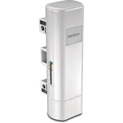TRENDnet TEW-730APO TEW 730APO 9 dBi Outdoor PoE Access Point - Wireless access point - 802.11b/g/n - 2.4 GHz