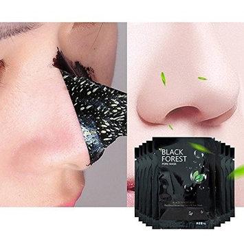 Black Forest Spa Acne/Blackhead Killer 10-Pack (10 x 6ml) Anti-Pimple Facial Mask