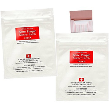 [Comfo Care] Hydrocolloid Waterproof Pimple Absorbing Patch Variety Pack (3 Sheet 149 Patches) | Acne Spot Cover Master Stickers | Blemishes Breakout and Blackheads Repair Treatment: Beauty