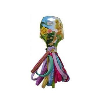 Disney Tinker Bell Tinkerbell Hair Elastic Bands Scrunchies (18pc Bundle)