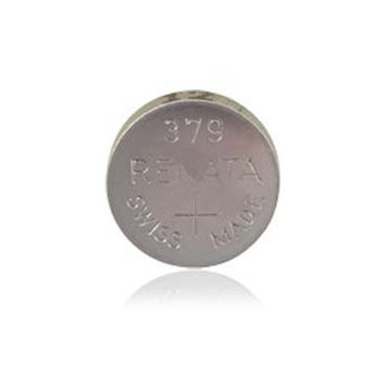 Enercell® 1.55V/14mAh Silver-Oxide 379 Button Cell