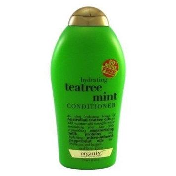 (OGX) Organix Conditioner Tea Tree Mint 19.5oz Bonus Hydrating by Organix : Beauty