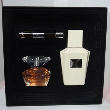 Badgley Mischka by Badgley Mischka for Women. Set-Eau De Parfum Spray 1.7-Ounce & Lotion 6.8-Ounce & Parfum Pen 4-Ounce Mini