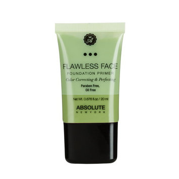 (6 Pack) ABSOLUTE Flawless Foundation Primer Green