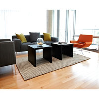 Donny Osmond Home Mumbai Wool & Jute Rug