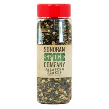 Sonoran Spice Jalapeno Flakes, 4 Ounce