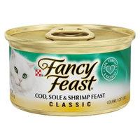 Purina® Fancy Feast Classic Cod, Sole & Shrimp Wet Cat Food - 3oz Can