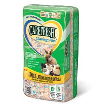 Absorption Carefresh Shavings Plus Blue Soft Bedding 13 L Natural-Blue 100260