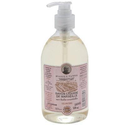 Marius Fabre Savon de Marseille Herbier Liquid Soap 500ml - Wild Rose
