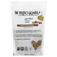 The Perfect Granola Premium Granola Maple Pecan Date, 11 oz [Maple Pecan Date]