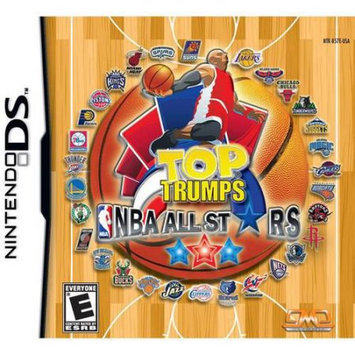 Conspiracy Entertainment Top Trumps NBA All Stars (Nintendo DS)