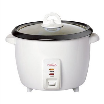 Premium 10-Cup Rice Cooker, White Rice and Other Cookers