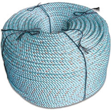 Continental Western Corporation Sinking SuperTEC- Combo Crab Rope - 7/16' x 1200 ft, Blue & Orange