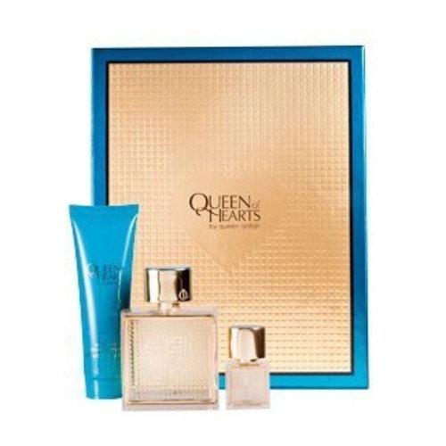 Queen Latifah Queen of Hearts Fragrance Gift Set for Women