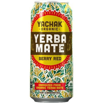 Yachak Berry Red - 16 fl oz Can
