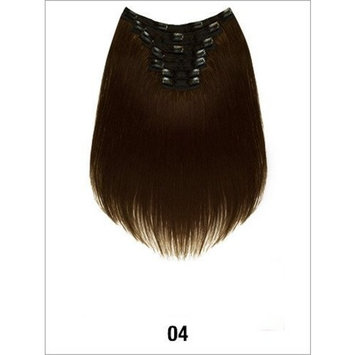 LORD & CLIFF SEVEN PIECE STRAIGHT REMY HAIR CLIP IN EXTENSION 16
