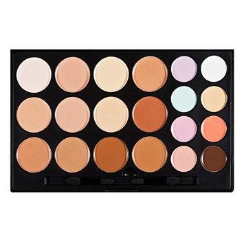 KOLIGHT Professional Professional 20 Color Contour Face Powder Makeup Concealer Palette