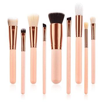 HP95(TM) 6PCS Cosmetic Makeup Brushes Lip Brush Eyeshadow Brush