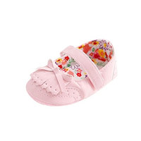 For 0-18 Months,Clode® Cute Baby Girls Crib Tassels Bowknot Moccasins Anti-slip Shoes Toddler Sneakers Casual Shoes Infant Girl Toddler First Walkers Crib Shoe