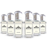 Basilica Botanica Essential Oils - Best for Aromatherapy Diffuser