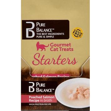 Us Pet Nutrition USPN Pure Balanceâ ¢ Gourmet Cat Treats Starters, Poached Salmon, 1.4oz