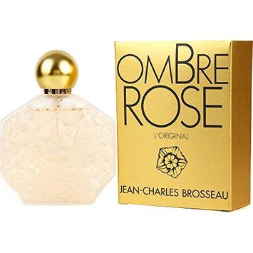 OMBRE ROSE by Jean Charles Brosseau EAU DE PARFUM SPRAY 2.5 OZ for WOMEN (Package of 2 )