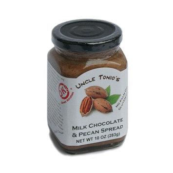 Uncle Tonio's Pecan & Milk Chocolate Spread