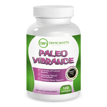 Bionic Sports Nutrition Paleo Vibrance, 120 Count