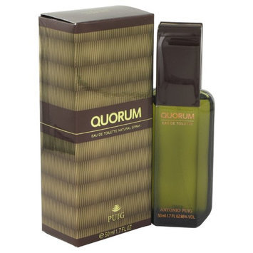 QUORUM by Antonio Puig Eau De Toilette Spray 1.7 oz