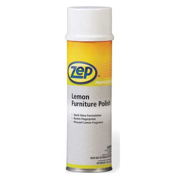 Zep Professional R04401 20 oz. Furniture Polish, Lemon