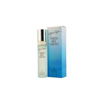 Uniquely For Her Sparkling White Diamonds by Elizabeth Taylor Eau De Toilette Spray 1.7 oz