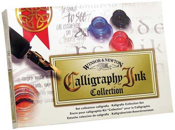 Winsor & Newton - Calligraphy Ink Collection Set