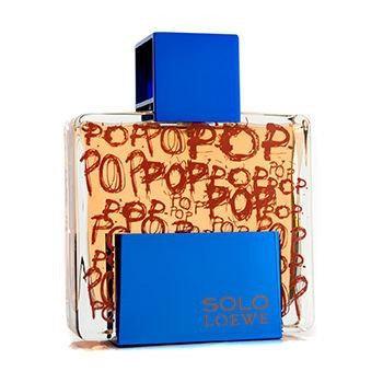 Loewe 16272137905 Solo Loewe Pop Eau De Toilette Spray - 75ml-2.5oz