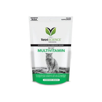VetriScience, NuCat MultiVitamin