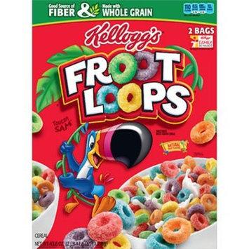 Kellogg's Froot Loops, (2 pk./21.8 oz.) x2 AS