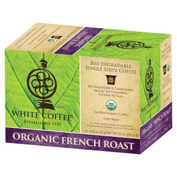 White Coffee Colombian Supremo Whole Bean 2.5lbs.