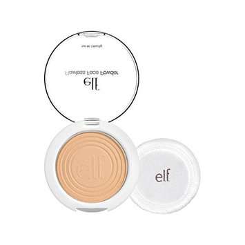 (6 Pack) e.l.f. Essential Flawless Face Powder Light Beige : Beauty