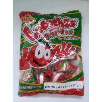 Beny Locochas Sabor Sandia (Watermelon Hard Candy with Chili Center)