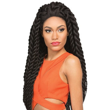 Outre X-Pression Lace Front Wig REGGAE TWIST X LARGE - 4