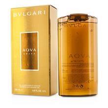 Bvlgari Aqva Amara Shampoo & Shower Gel For Men 200Ml/6.8Oz