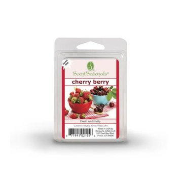 ScentSationals Cherry Berry Fragrance Wax Cubes