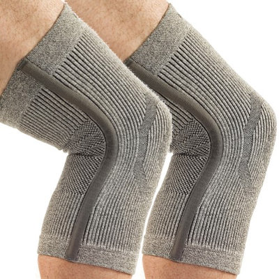 Star Nutrition Inc. Incrediwear Knee Support Braces Aids Sports Injuries & Arthritis - 1 Pair XL