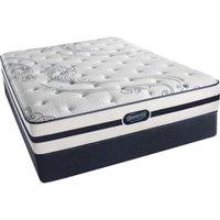 Beautyrest Recharge Battle Creek Luxury Firm Mattress [bed size-californiaking]