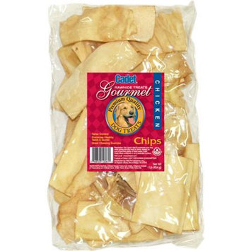 Ims Trading Corporation IMS Trading 10061-16 1 lbs. Beef Rawhide Chips