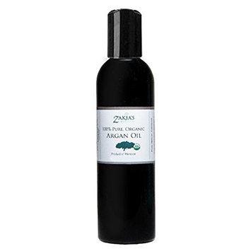 Zakia's Morocco Zakias pure, organic Argan Oil - 4 oz