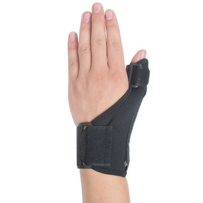 Genmine Arthritis Thumb Splint Wrist Brace with Spica Thumb Support Stabilizer for Pain, Sprains, Strains, Arthritis, Carpal Tunnel & Trigger Thumb Immobilizer Universal Size ( Left or Right)