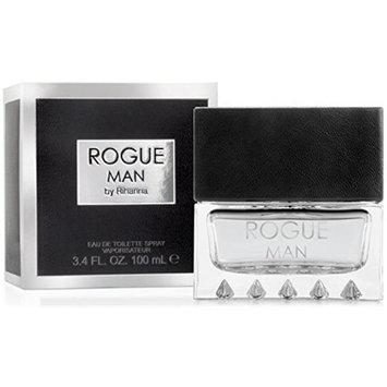 Rihanna 22041290 Rogue Men 3.4 oz Spray